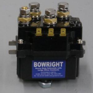 Bowright heavy duty sealed solenoids