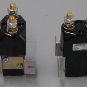 Albright, heavy duty, master cut out solenoid