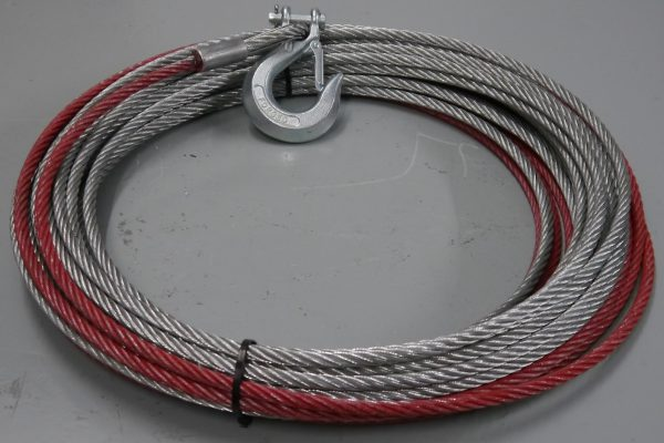 Wire Rope with hook