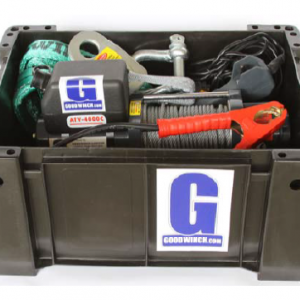 Winch In A Box – TDS ATV/GP 4000 Portable Winch System