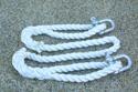 Bridle 2m x 24mm & 2 Large 'D' shackles
